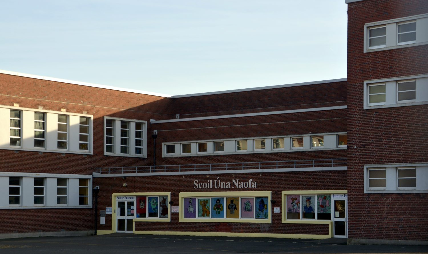 Scoil Úna Naofa., Preschool and Primary School, Crumlin, Dublin, Ireland