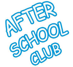 Afterschool Clubs 17th December – 20th December.