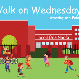 Walk on Wednesdays