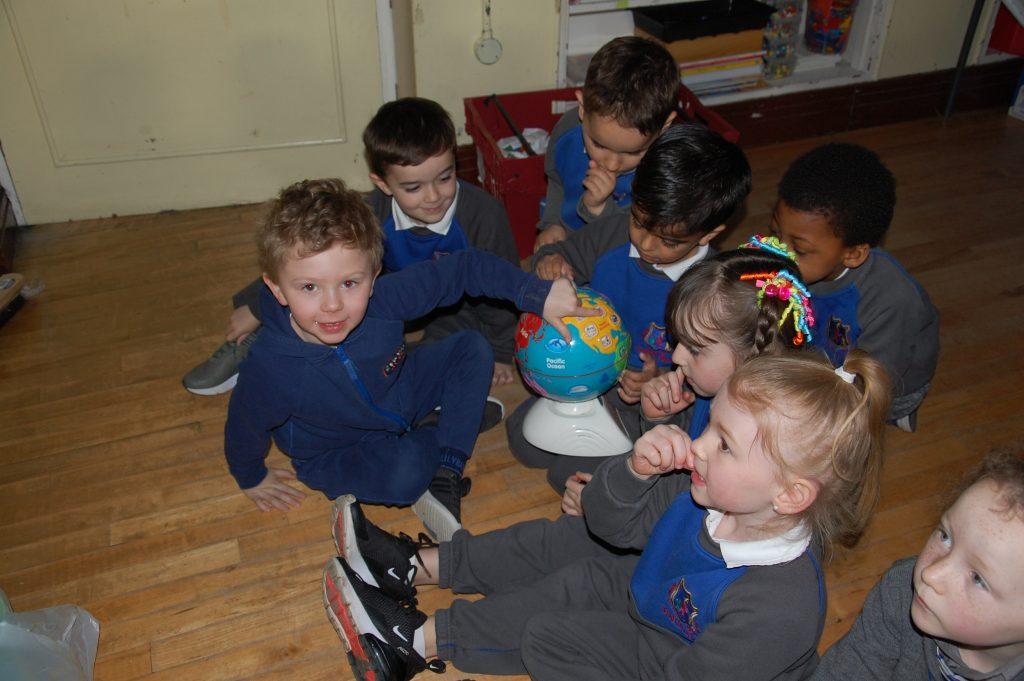 Infants Water Globe