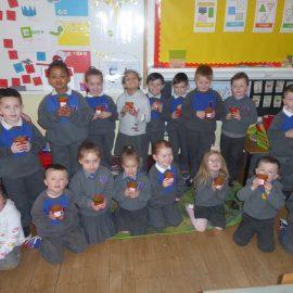 Junior Infants – Ms. O' Donovan
