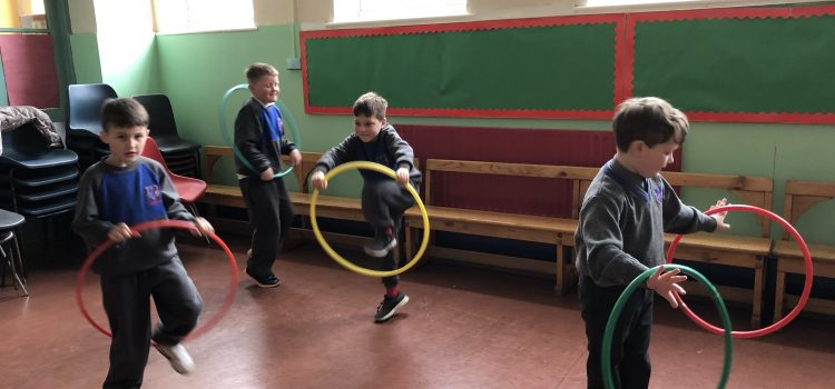 PE Activities – Ms. Caulfield