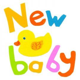 Staff News – New Baby