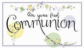 Communion details