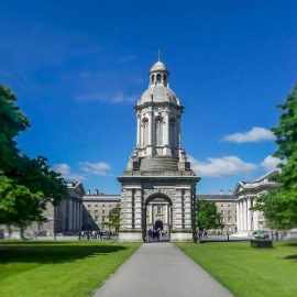 Trinity College Visit – 6th Class Mr Malone