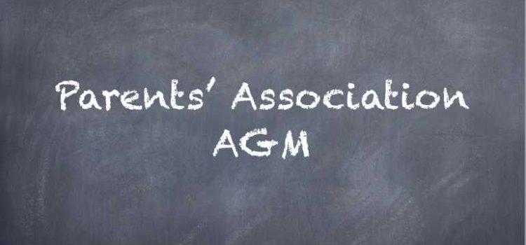 Parent's Association AGM