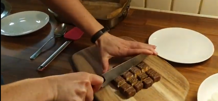 Rachel's Rocky Road Baking Demo #1